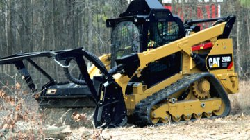 Land Management and Forestry Mulching