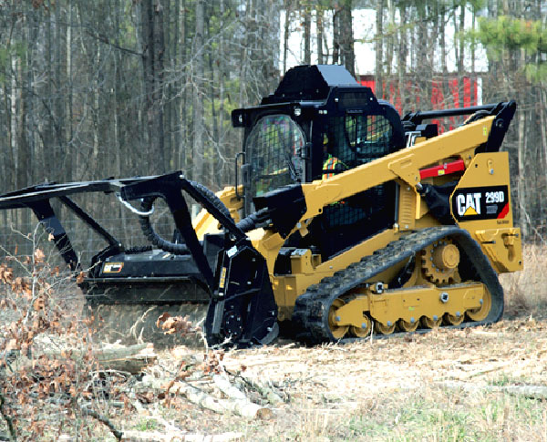 Aver Contracting Forestry Mulching Equipment