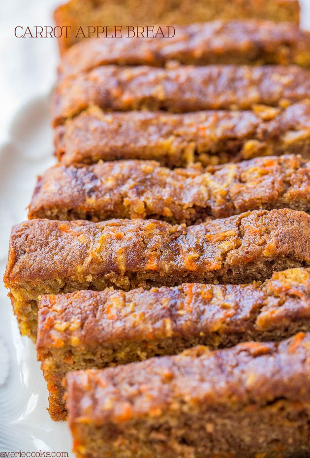 Carrot Apple Bread Recipes