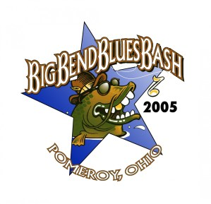 Big Bend Blues Bash Logo