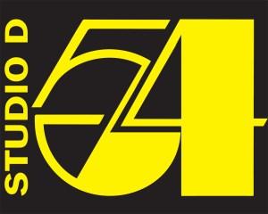 Studio D54 Sign