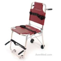 Ferno Model 42 Stair Chair w/ ABS Panels   AverMed.com