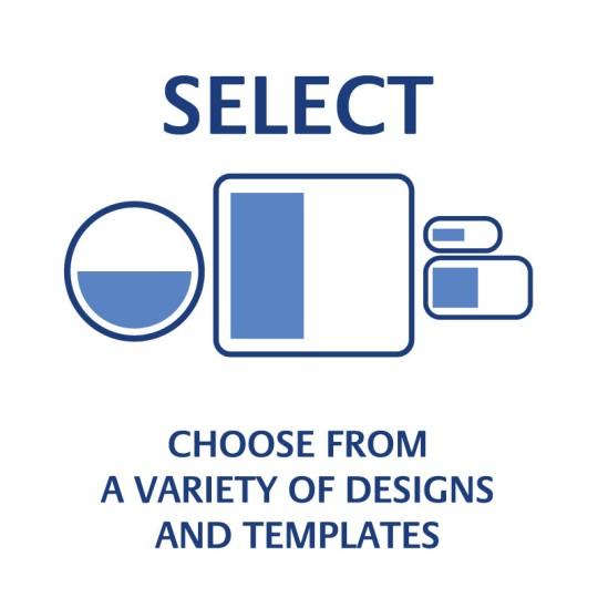 design print template software
