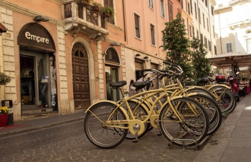 streets of rome bikes