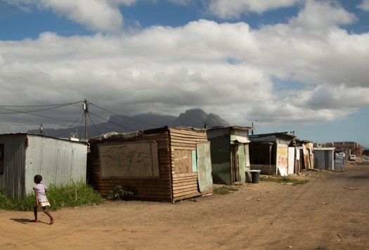 langa towcape townnship shanties