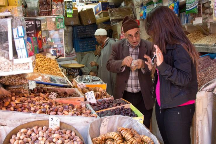 marrakesh cooking class buying dates