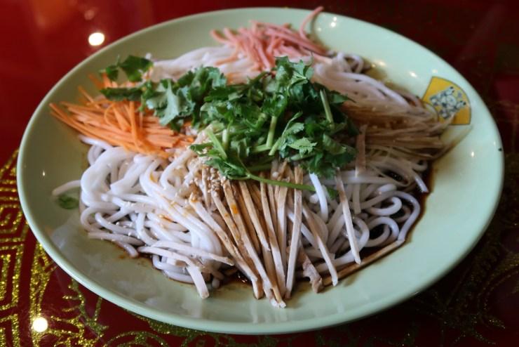 Cold Noodle Dish Kunming