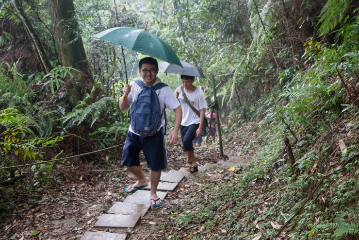 Host Family Sun Moon Lake Hiking