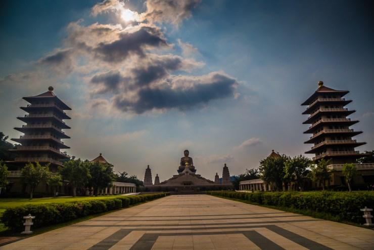Taiwan Fo Guang Shan Buddha Memorial Centre