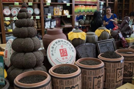 beijing maliandao tea market store