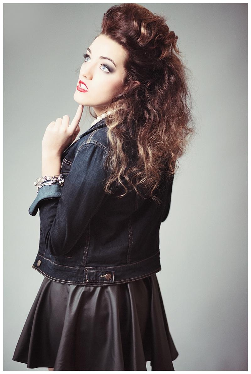 Teen Studio Fashion Shoot Louisville Fashion Photographer