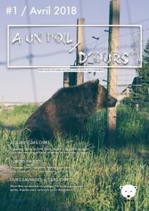 couverture de la revue A un poil d'ours