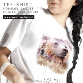 Tee-shirt Ours