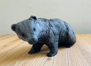 sculpture-blaireau-sophie-larroche