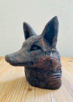sculpture-tete-renard-sophie-larroche