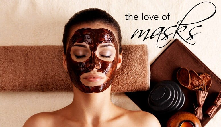 THE LOVE OF MASKS