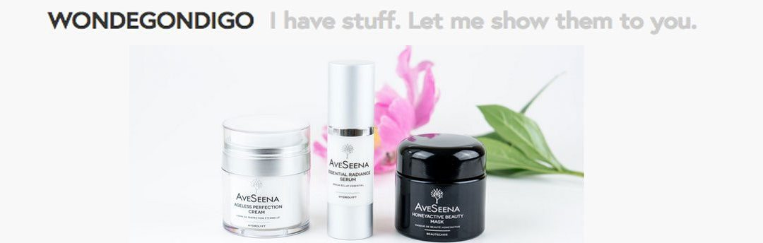 Best natural skin care -AveSeena skin care product review