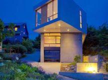 Phinney Ridge Residence, una moderna casa residencial de ...