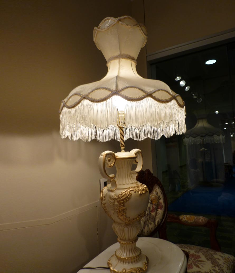 Victorian Table Lamp 014