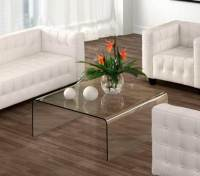 Glass Coffee Table Z119 | Contemporary