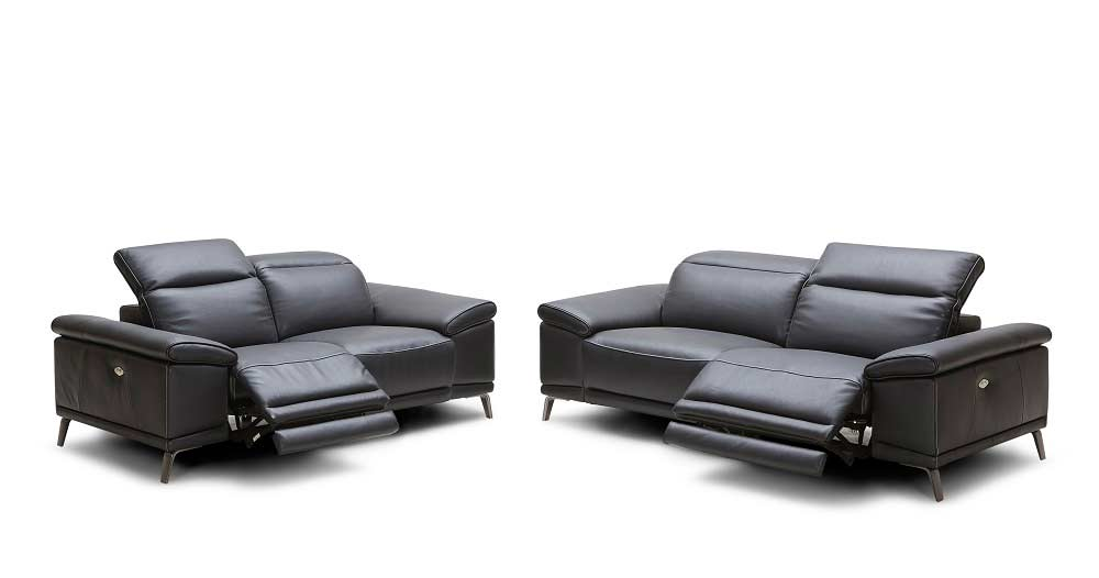 italian leather recliner sofa set big sofas for sale power nj gisella ...