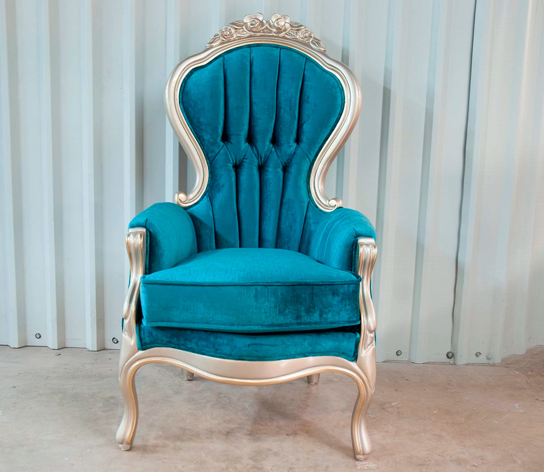 french provincial adele occasional chair types of office chairs accent 605
