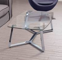 Glass Coffee Table Z135 | Contemporary