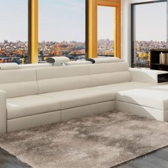3 2 Leather Sofa Deals How To Clean Your Cushions White Sectional Polaris Mini | Sectionals