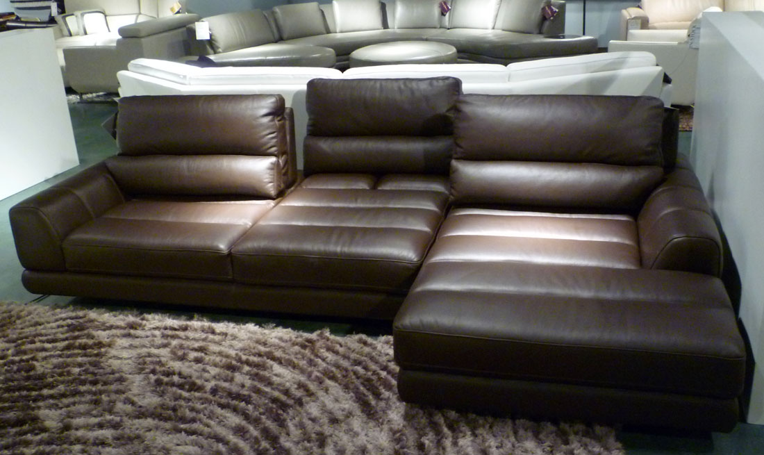 Olympia Sectional Sofa By Moroni Leather Sectionals