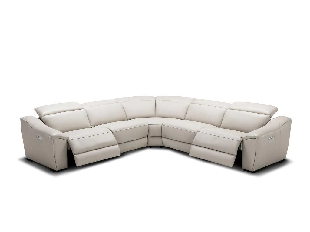 leather sectional sofas most comfortable sleeper sofa brands silver grey recliner nj 775