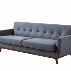 Dark Gray Sofa 2 Seater Leather Recliner With Drinks Console Fabric Collection Ae370 Sofas