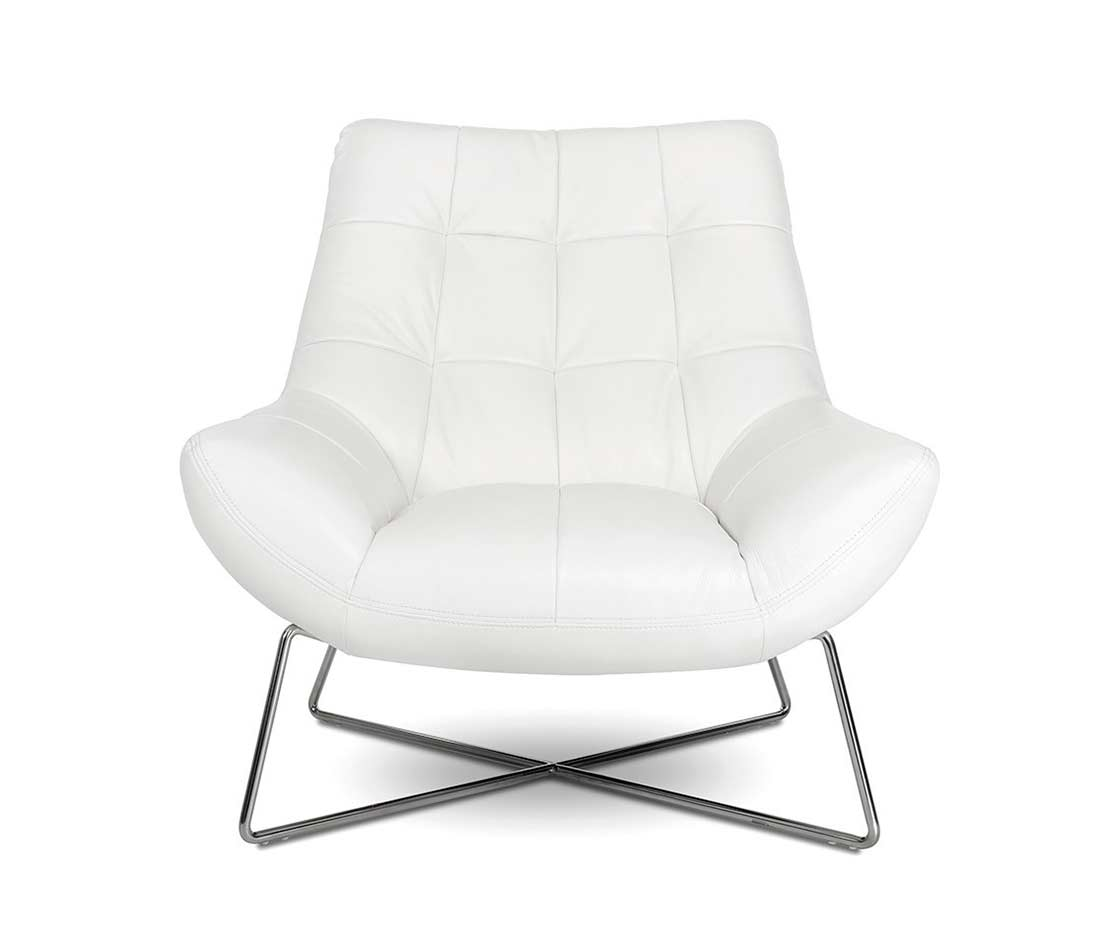modern white chair ball chairs for sale tufted occasional vg728 accent seating