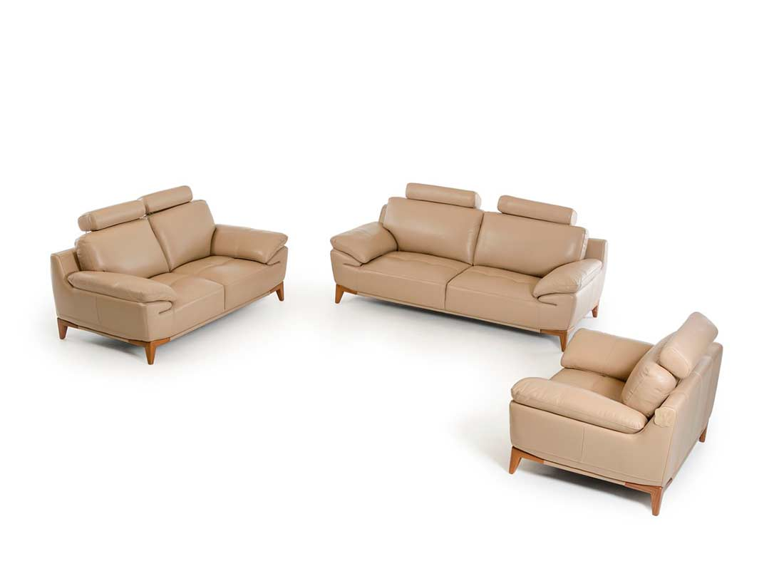 modern sofas furniture sets bernhardt franco sectional sofa contemporary taupe leather set vg410