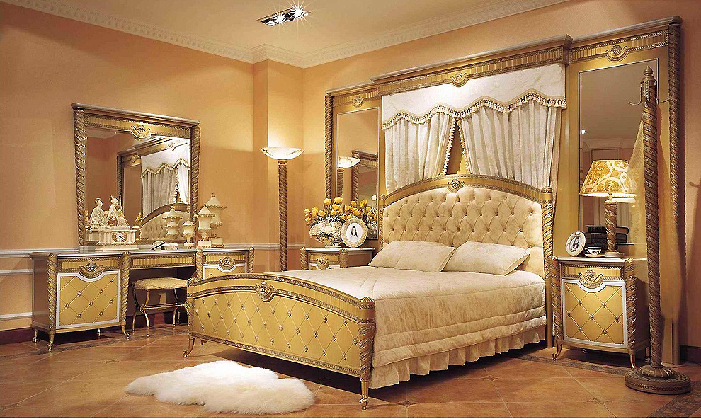 Versailles Bedroom Collection Classic Bedroom