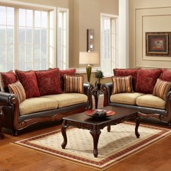 Traditional Sofa Sets Living Room Tosh Furniture Modern Italian Design Leather Franco Sectional Set Fa7490 Sofas