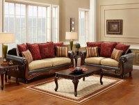 Traditional Sofa Set FA7490 | Traditional Sofas