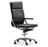 High Back Office Chair in White Z-232 | Office Chairs