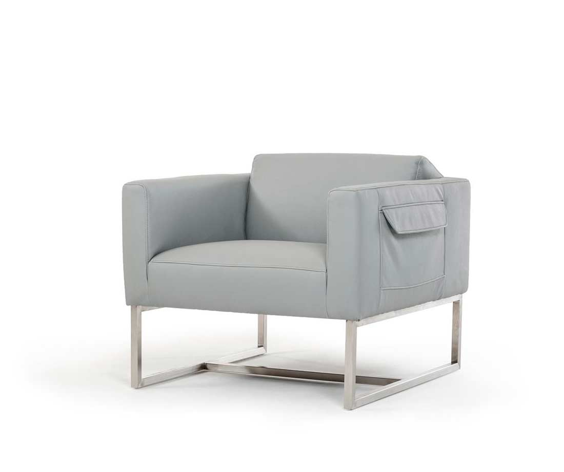 modern grey leather office chair bumbo cover in eco vg77 accent seating