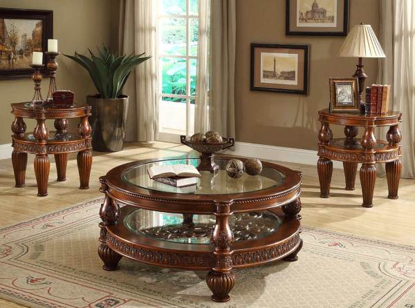 Traditional Coffee Table Hd1251 Classic