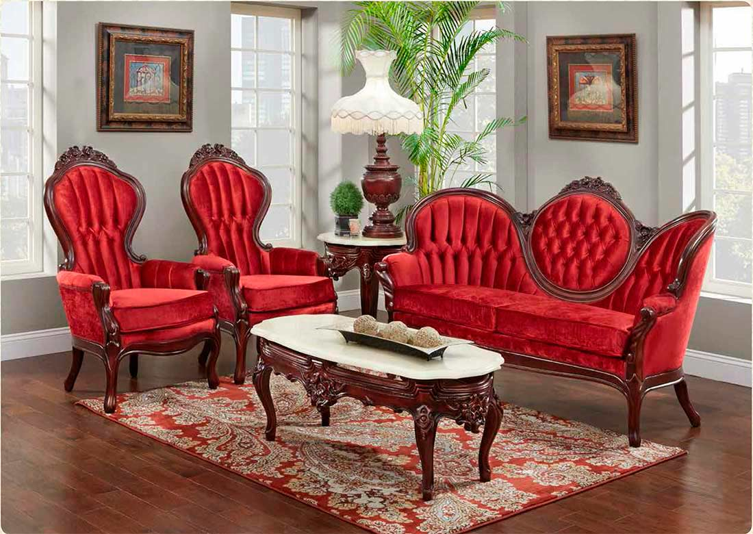 Accent Chairs Sale Red