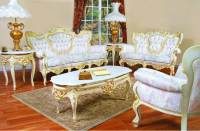 French Provincial Sofa 6331 W