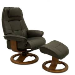 Ergonomic Chair Norway How To Hang A Swing Indoors Fjords Admiral Large Recliner By Hjellegjerde