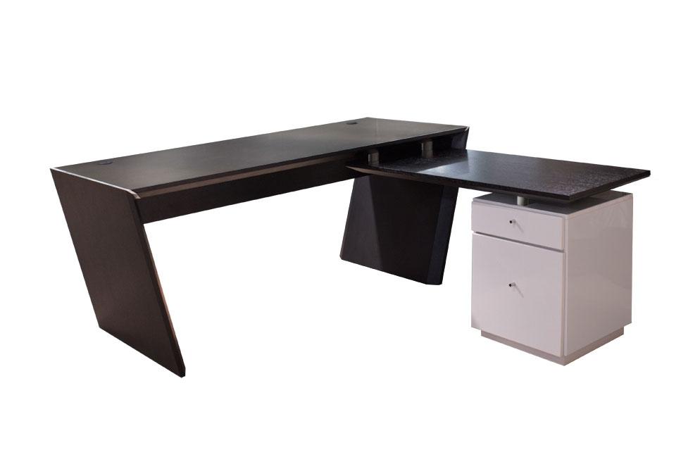 Austin Modern Office LShaped Desk  Executive