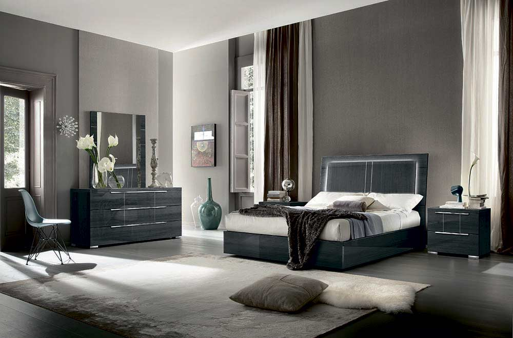 gray accent chairs set of 2 futon and chair versilia bed by alf furniture | bedroom