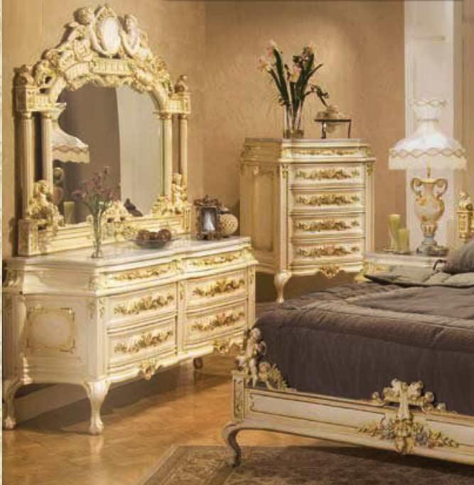 Baroque Bed Santa Maria Baroque Bedroom Furniture