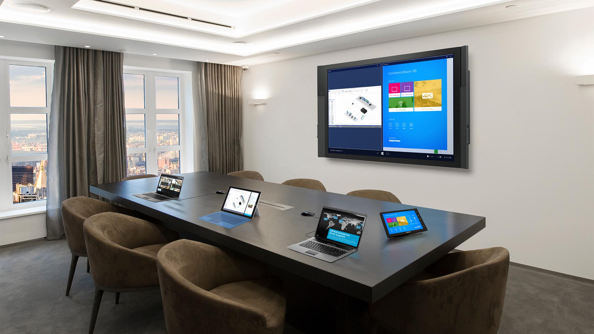 Microsoft Surface Hub Connect Collaborate and Share