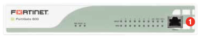 Fortinet FortiGate 60D-POE (FG-60D-POE) - security appliance
