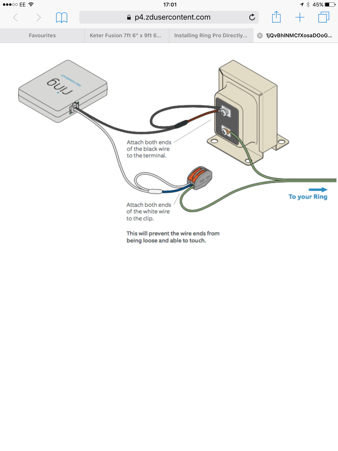 Wiring Diagram For Single Doorbell