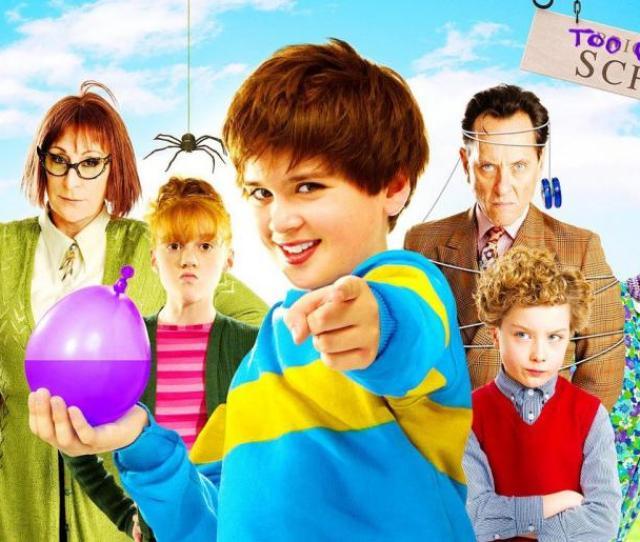 Horrid Henry The Movie Review