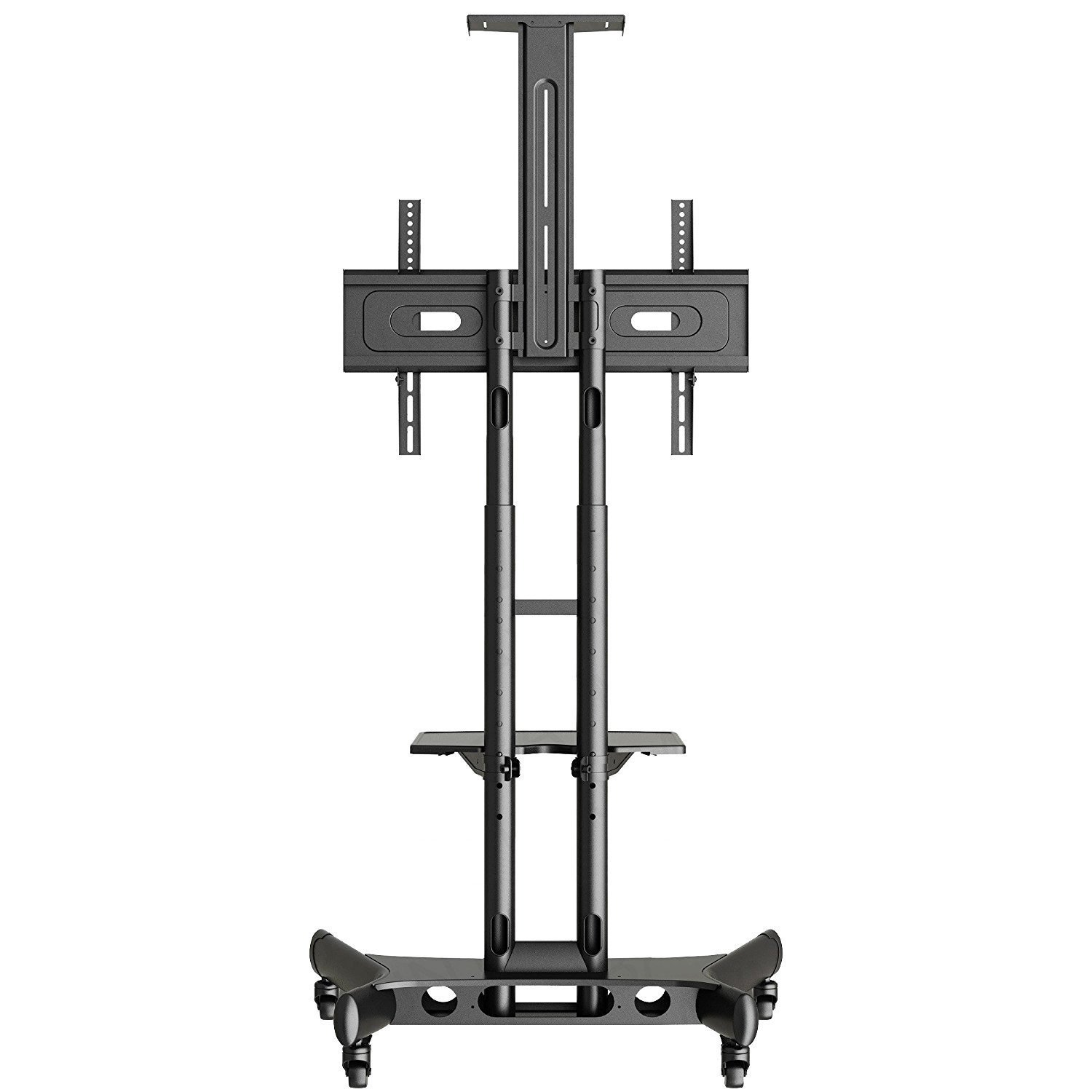 Boost Industries Universal Mobile Tv Cart Avc Ii Tv Stand For 32 65 Tvs